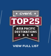 Top 50 Asia Pacific Destinations 2016
