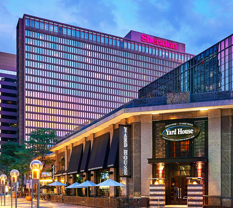 Downtown Denver: 2017 Cvent's Top 100 Hotels In The United States