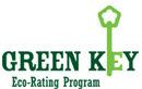 The Green Key Eco-Rating Program logo