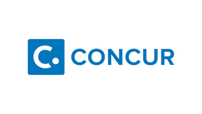 Concur Travel & Expense logo