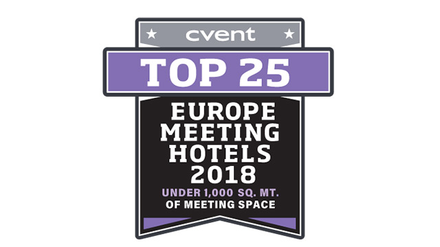 Cvent's Top 50 Meeting Hotels In Europe