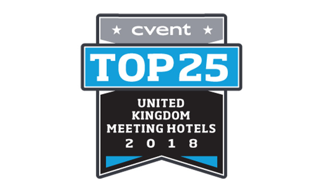Cvent's Top 25 Meeting Hotels In UK