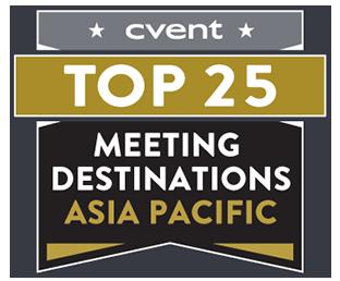 Top 25 Destinations