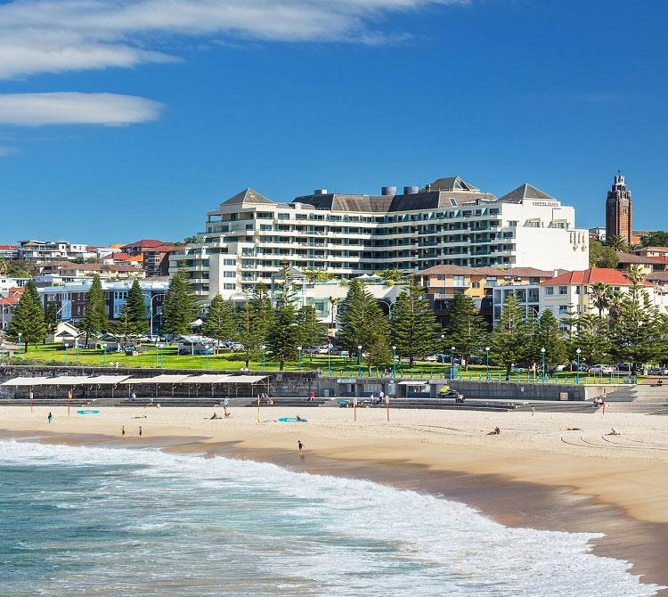 Crowne Plaza Hotel Coogee Beach-Sydney