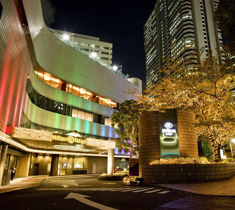 Hilton Tokyo