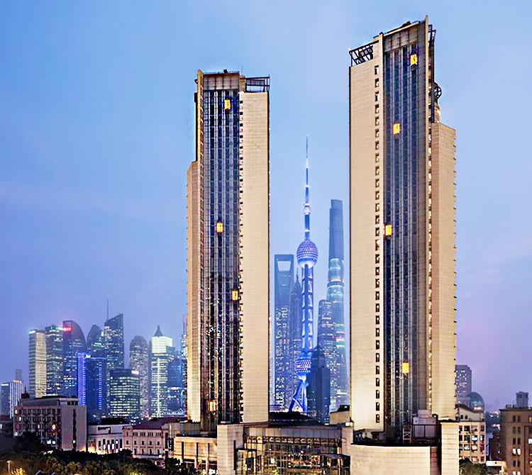 Hyatt on the Bund Shanghai