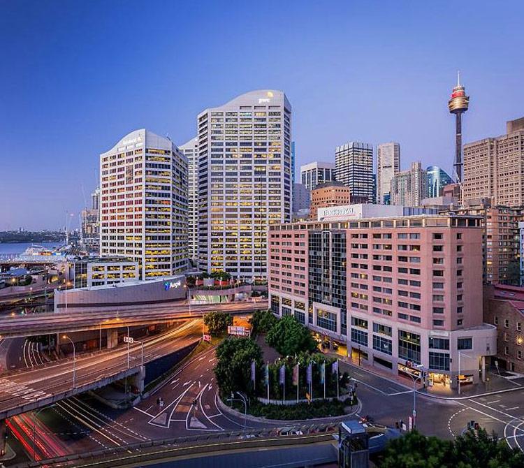 PARKROYAL Darling Harbour, Sydney