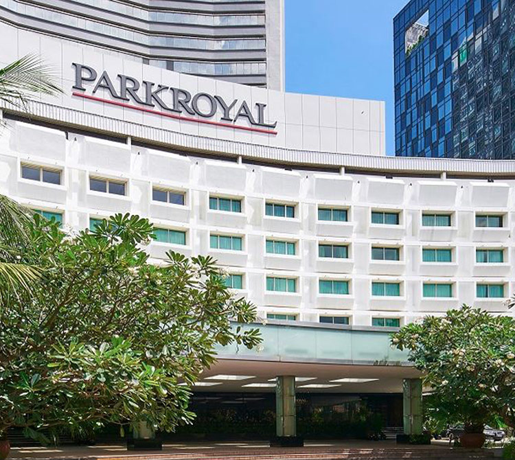 PARKROYAL on Beach Road