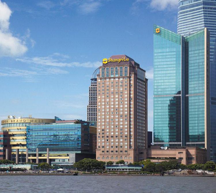 Pudong Shangri-la Hotel Shanghai