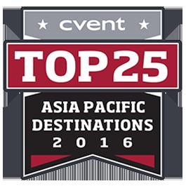 Top 25 Destinations Logo
