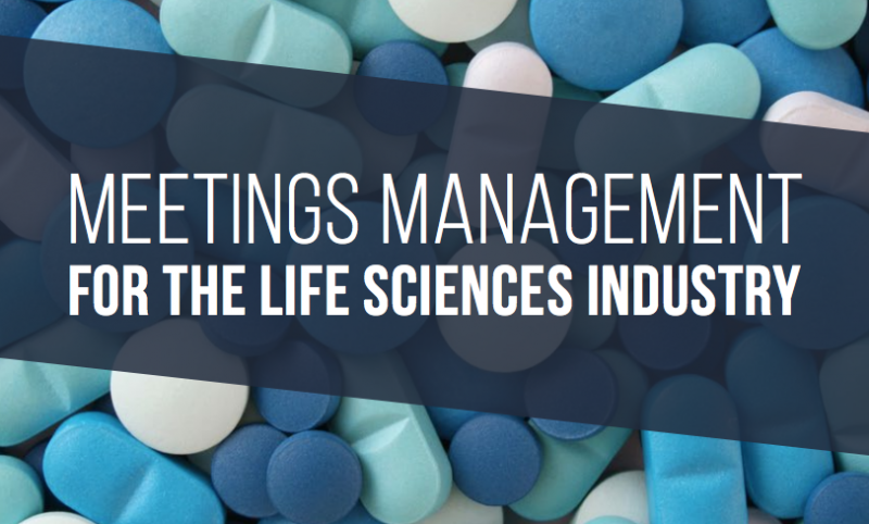 Meetings Management for the Life Sciences