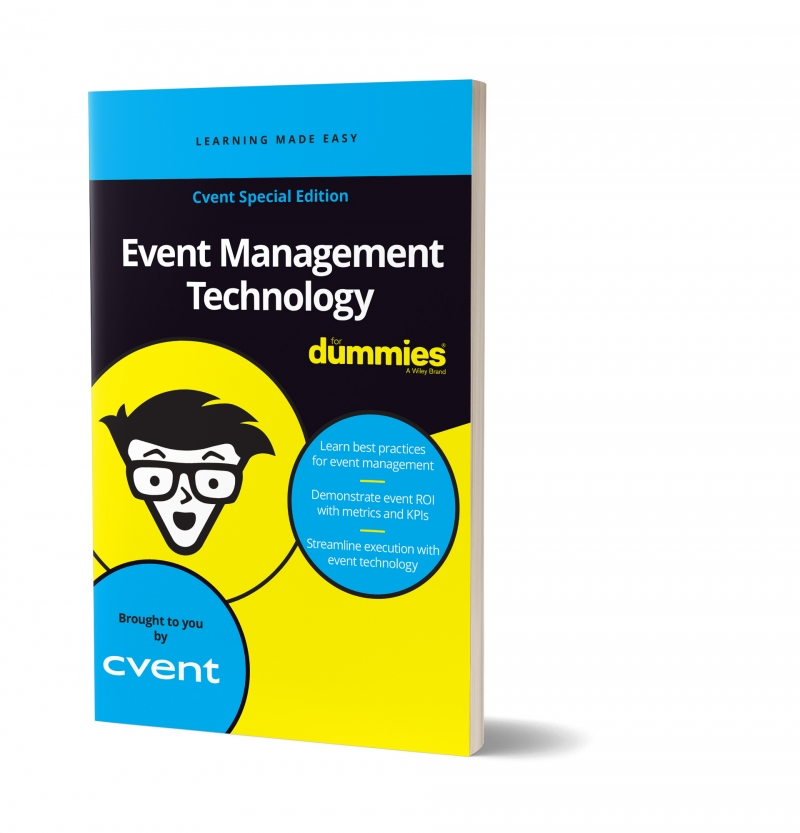 Event Management Technology For Dummies Cvent Special Edition Cvent