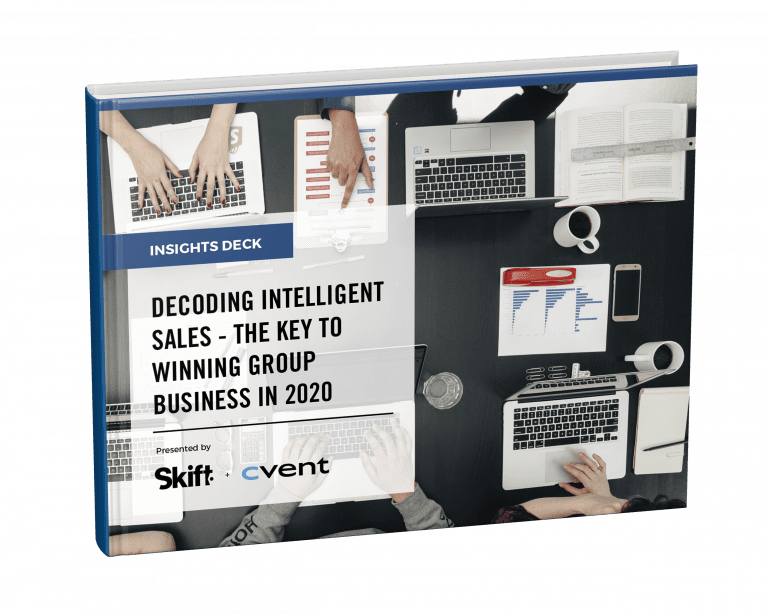 The key to Winning Group Business in 2020