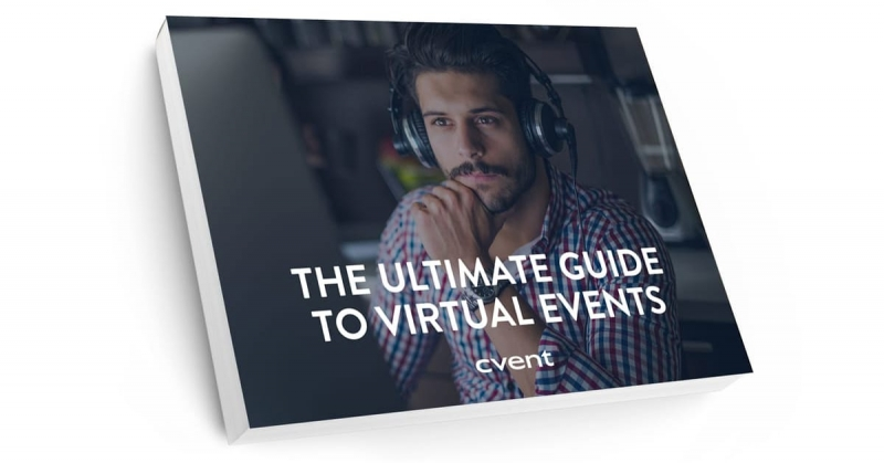The Ultimate Guide to Virtual Events Cover