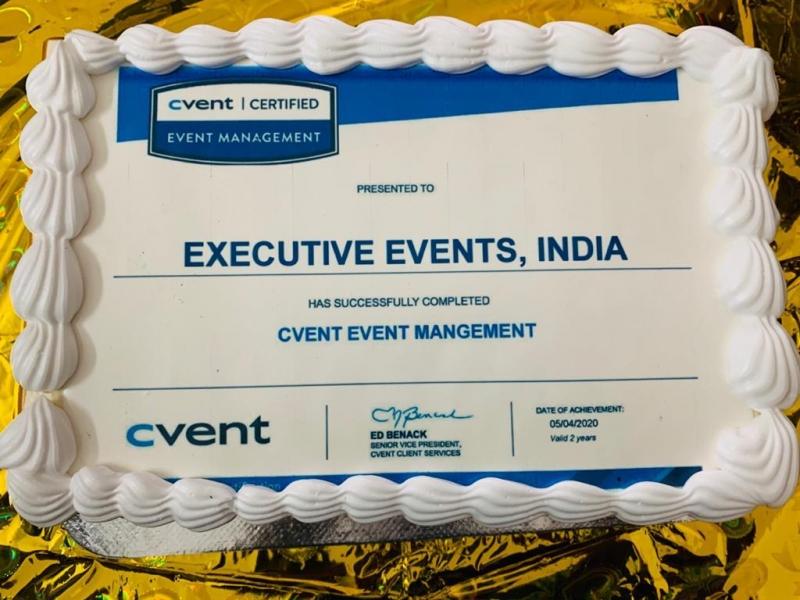 Cvent certification #cventcertified social share