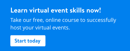 Get virtual events training today - for free!
