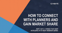 How to Connect with Planners and Gain Market Share