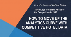 Move Up the Analytics Curve