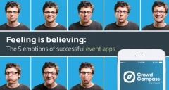 The 5 emotions of successful event apps