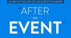 A day in the life of an event planner - after an event