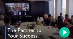 The Partner to Your Success