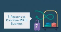 5 Reasons To Prioritise MICE Business