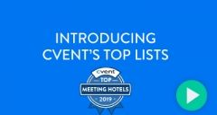 Introducing Cvent's Top List