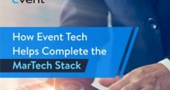 How Event Tech Helps Complete the MarTech Stack