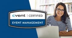 Cvent Event Management Certification