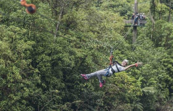 Costa Rica: Where Team-Building and Meetings Come Naturally