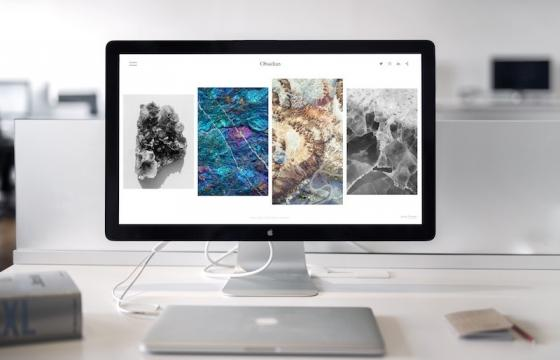 Website imagery