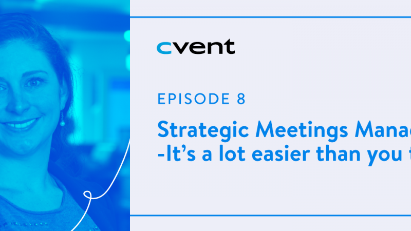 Strategic Meetings Management Podcast
