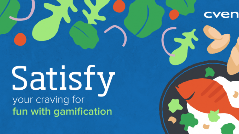 Satisfy Your Craving for Fun with Gamification