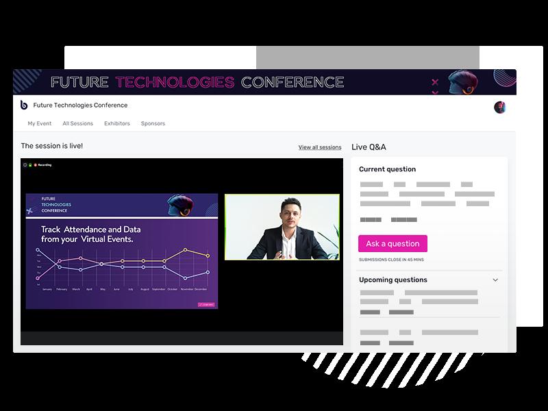 Virtual Event Software Platform Cvent