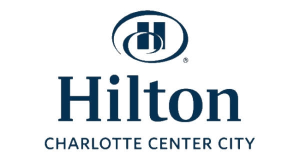 Hilton Charlotte Center City Logo