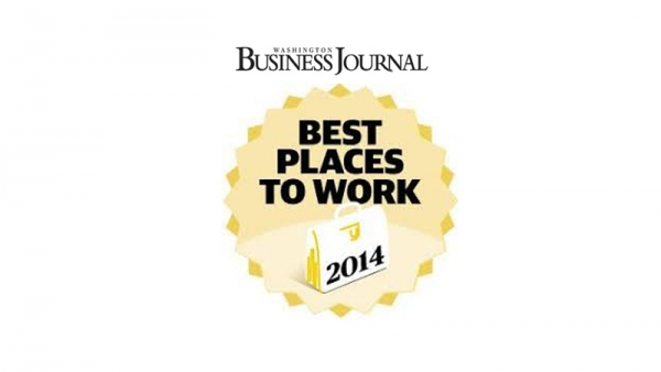 WBJ Best Places to Work 2014
