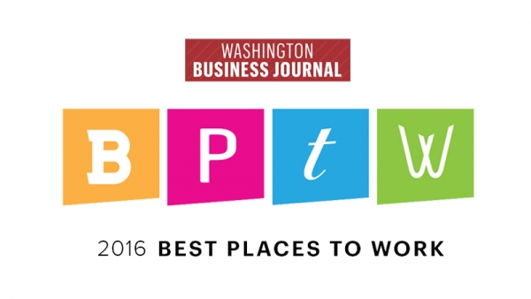 Washington Business Journal Best Places To Work