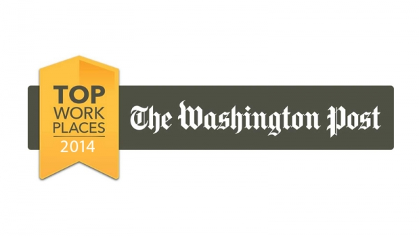 The Washington Post Best Place to Work 2014