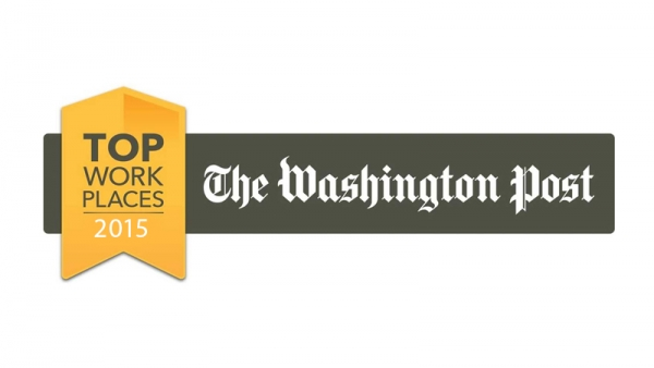 The Washington Post Best Place to Work 2015