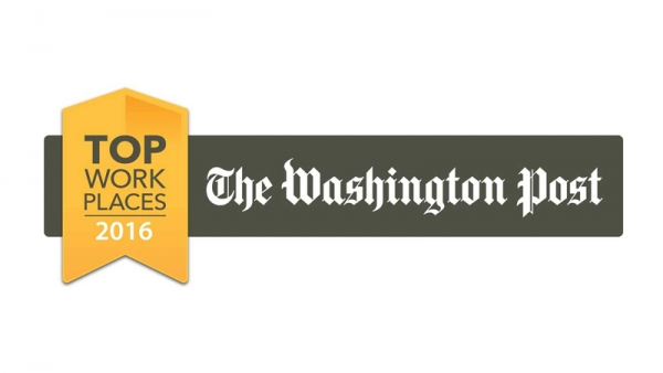 The Washington Post Best Place to Work 2016