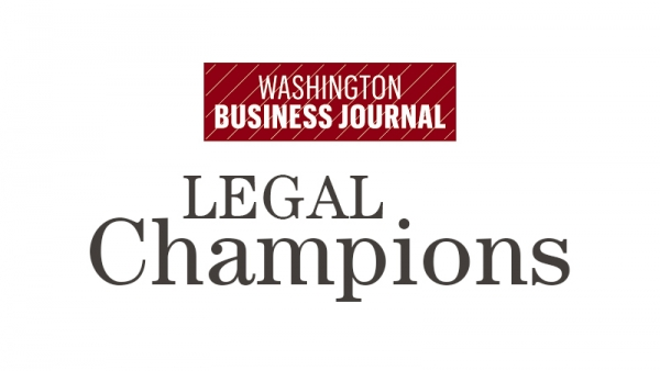 Washington Business Journal Legal Champions