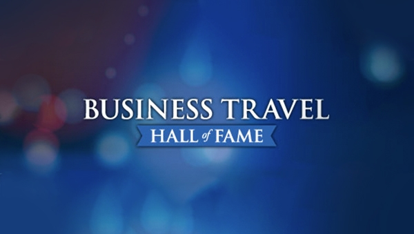 Business Travel Hall of Fame logo