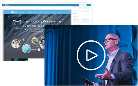 Create better virtual events with Cvent