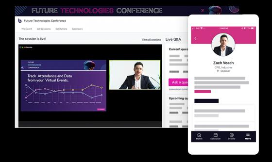 Cvent Virtual Conference Platform