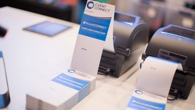 Cvent Wireless On-Demand Badge Printing