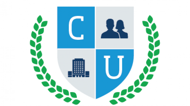Cvent U Badge