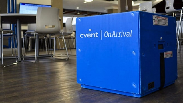 onsite event support and hardware cvent