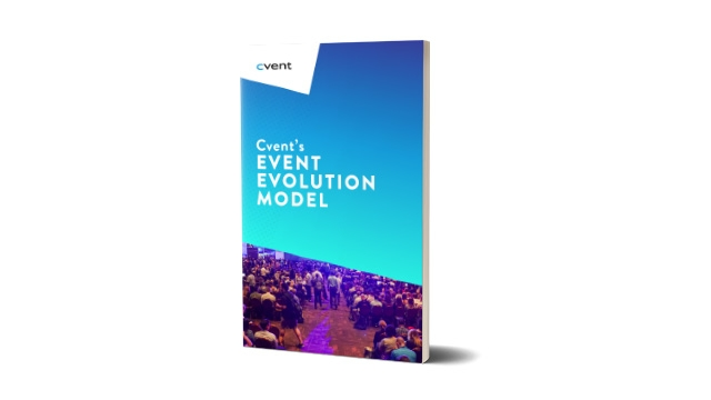 Cvent Evolution Model Book Cover
