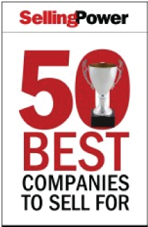 50 Best Companies to Sell For Award