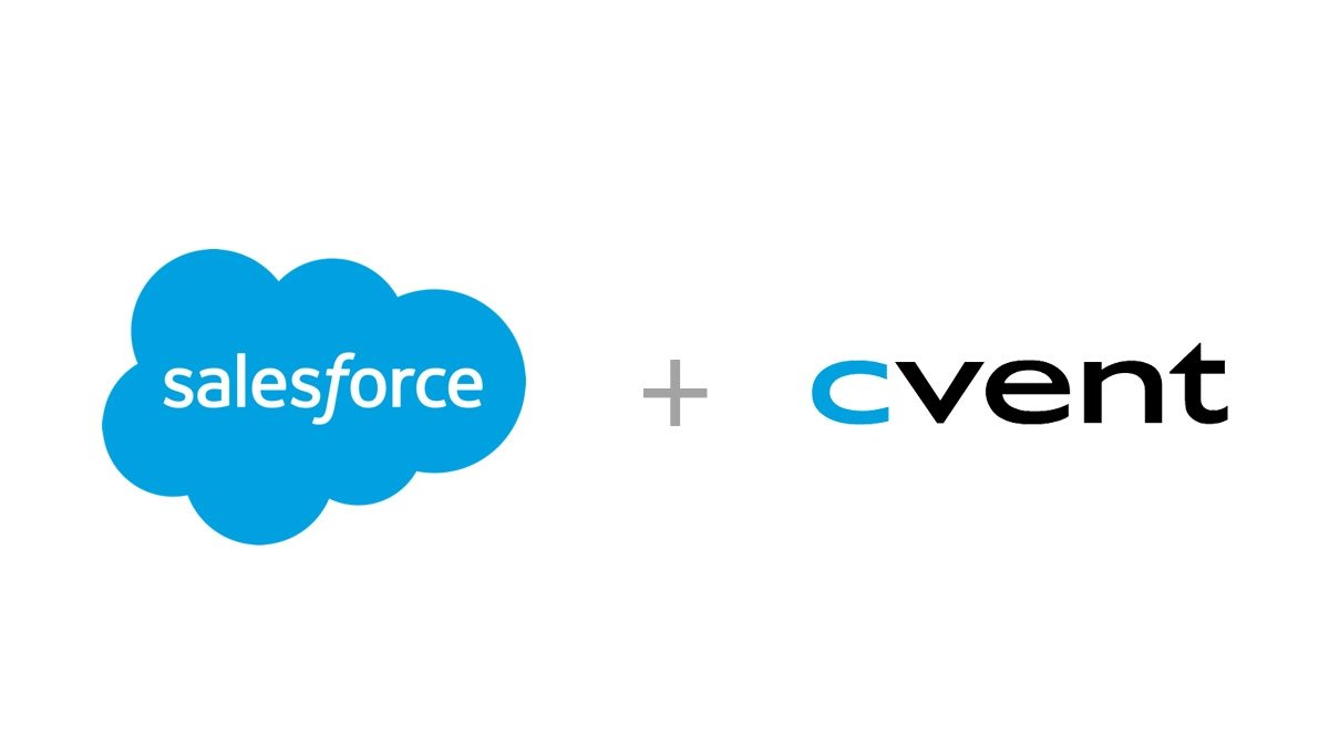 Salesforce and Cvent